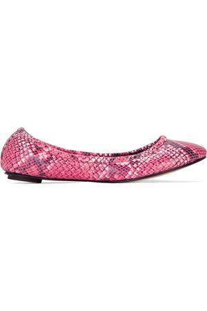 Aera Women's Lily Ballet Flat