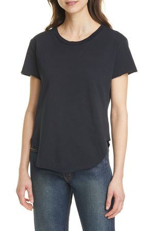 FRANK & EILEEN Women's Raw Edge T-Shirt