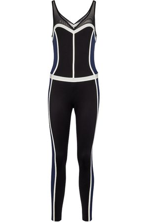ERNEST LEOTY Corset sports jumpsuit
