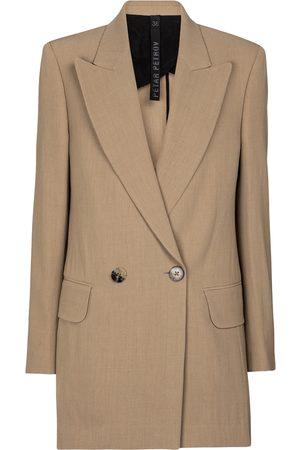 PETAR PETROV Jazz wool-blend blazer