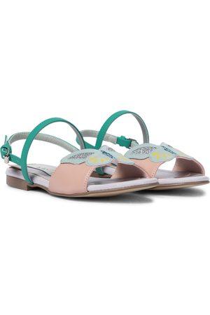 Stella McCartney Embroidered sandals