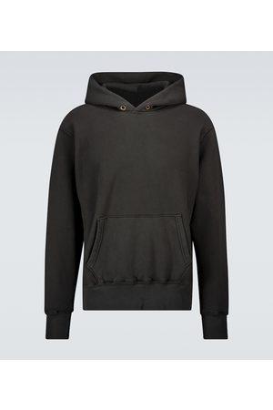 Les Tien Cropped hooded sweatshirt