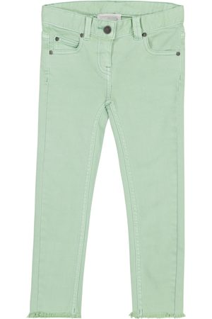 Stella McCartney Stretch-cotton slim jeans