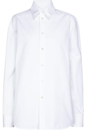 Jil Sander Cotton poplin shirt