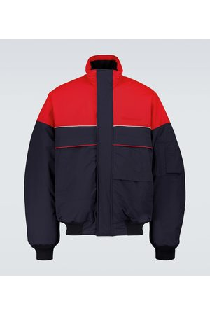 Balenciaga Men Bomber Jackets - Ski bomber jacket