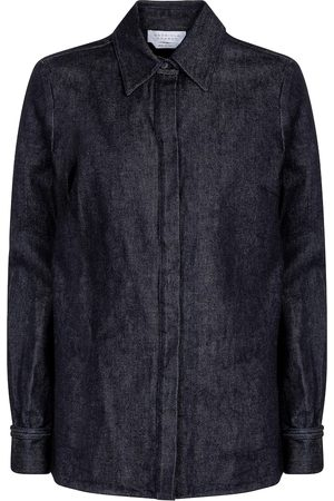 GABRIELA HEARST Women Denim - Cruz denim shirt