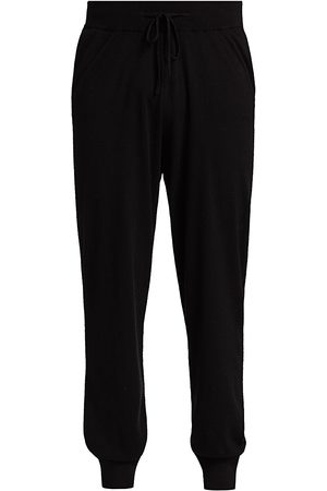 Saks Fifth Avenue Men's COLLECTION Lightweight Cashmere Joggers - - Size XL