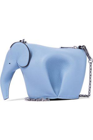 Loewe Elephant Nano leather pouch