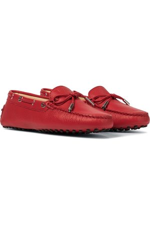 Tod's Women Loafers - Gommino leather moccasins