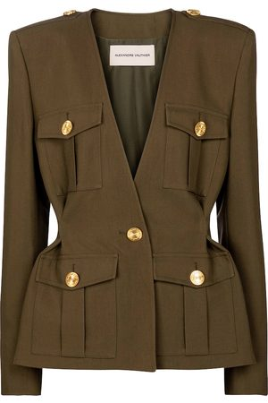 ALEXANDRE VAUTHIER Safari jacket