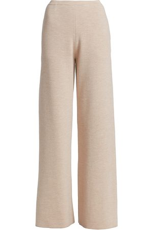 The Row Women Cargo Pants - Women's Chuk Pant Fine Wool Silk - Melange - Size Large