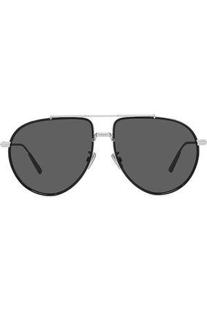 Dior Women's 58MM BlackSuit Pilot Sunglasses