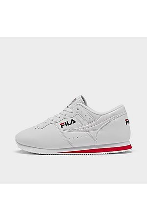 Fila Women's Machu Casual Shoes in Size 6.0 Leather
