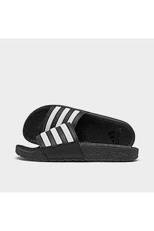 adidas Men's Essentials Adilette BOOST Slide Sandals in Size 8.0