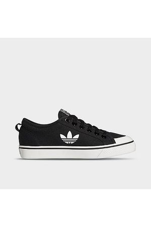 adidas Women Casual Shoes - Women's Orignals Nizza Trefoil Casual Shoes in Size 8.5