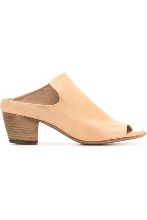 Officine creative Adele leather mules - Neutrals