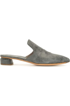 Officine creative Sauvanne leather loafers - Grey