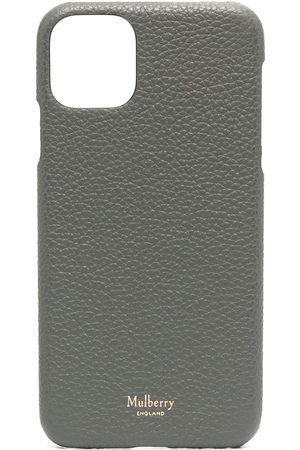 MULBERRY Grain iPhone 11 Pro Max cover - Grey