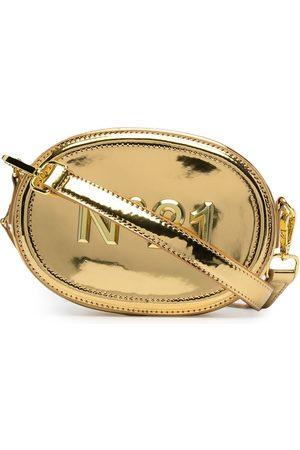 Nº21 Boys Bags - Metallic embossed logo belt bag
