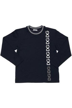 Dolce & Gabbana Cotton L/s T-shirt