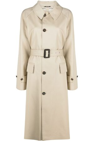 Maison Margiela Single-breasted trench coat - Neutrals