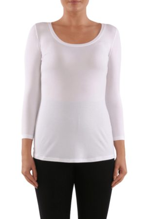 Lavender Hill Clothing 3/4 Sleeve Layering T-shirt