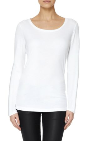 Lavender Hill Clothing Long Sleeve Scoop