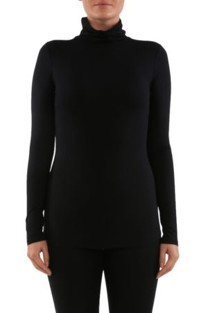 Lavender Hill Clothing Turtle Neck Top