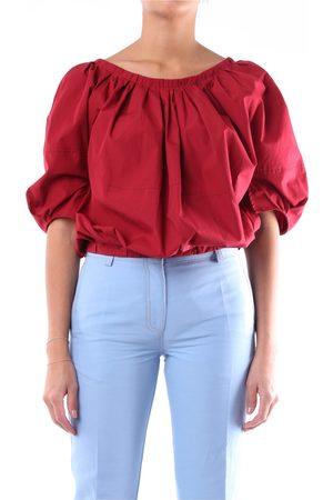 Marni Shirts Blouses Women Bordeaux