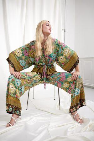 Hunkøn Loretta Kimono Shirt