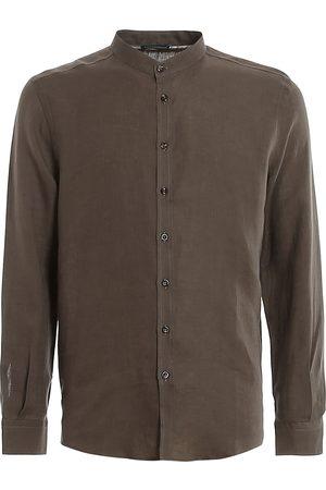 Paolo Fiorillo Capri Brown Shirt