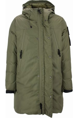 OUTHERE PUFFER COAT