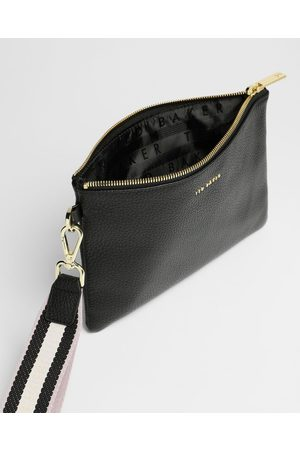 Ted Baker Branded Webbing Pouch