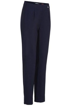 Robell Marie Trousers Navy 51412/5499 Col Navy-69 73cm