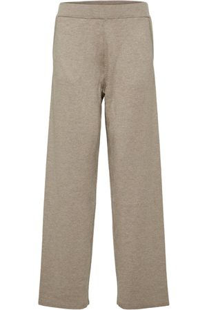 Selected Women Jeans - Inka mw long knit pant