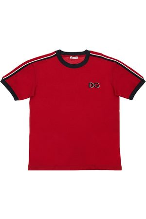 Dolce & Gabbana Boys T-shirts - Cotton T-shirt
