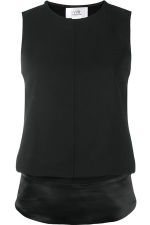 Victoria Victoria Beckham Layered sleeveless blouse