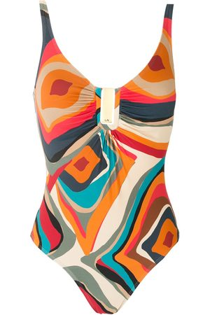 Lygia & Nanny Women Swimsuits - Mirassol printed swimsuit - Multicolour