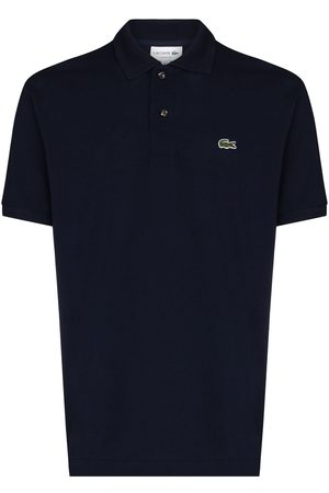 Lacoste Logo-appliqué polo shirt