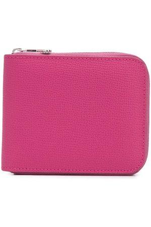 Ami Men Wallets - Ami de Coeur puller zipped wallet