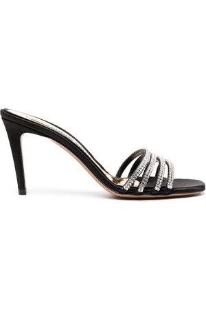 ALEXANDRE VAUTHIER Embellished strap sandals