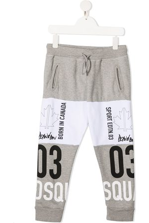 Dsquared2 Sport Edtn. 03 trackpants - Grey