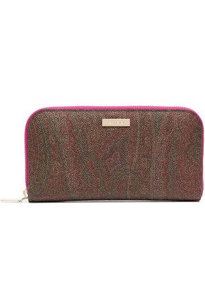Etro Paisley-print purse