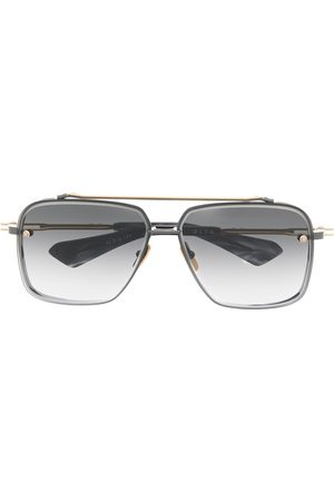 DITA EYEWEAR Tinted aviator sunglasses