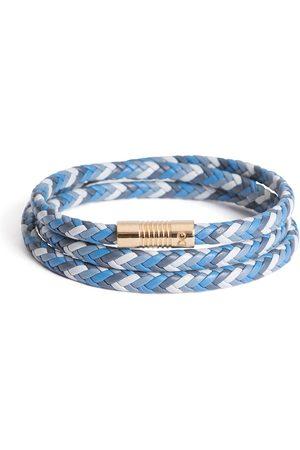 Dolce & Gabbana Men Bracelets - Triple woven bracelet
