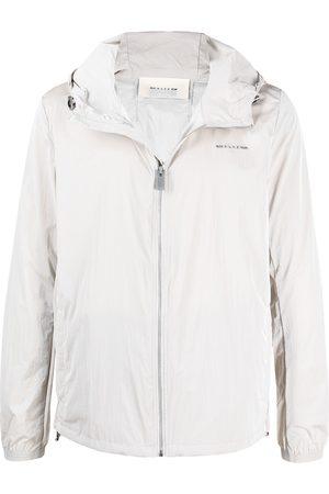 1017 ALYX 9SM Technical hooded windbreaker jacket - Grey