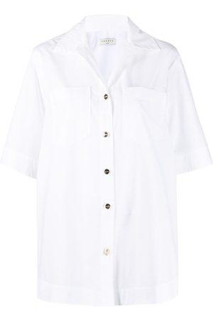 Sandro Women Shirts - Abby oversized shirt