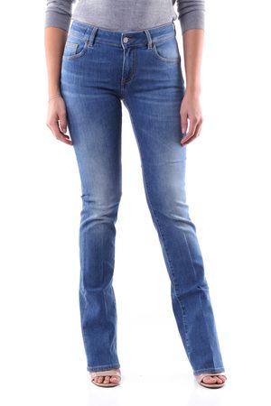 BARBA Wide Fund Women jeans