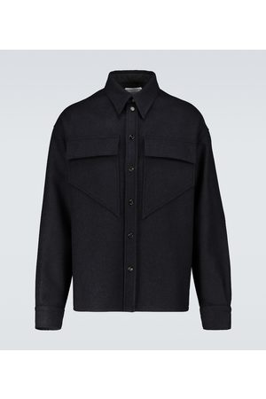 Bottega Veneta Wool overshirt