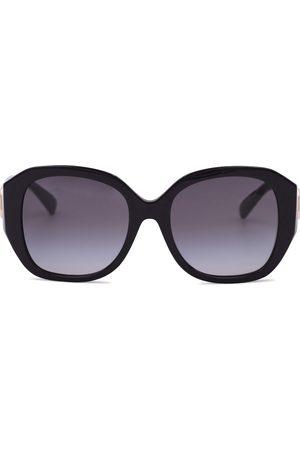 VALENTINO VLOGO acetate sunglasses
